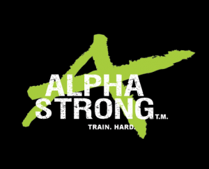 AlphaStrong black